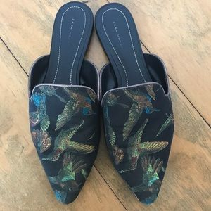 Zara woman loafers size 39.